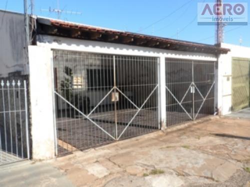 Casa Residencial À Venda, Vila Souto, Bauru - Ca0078. - Ca0078
