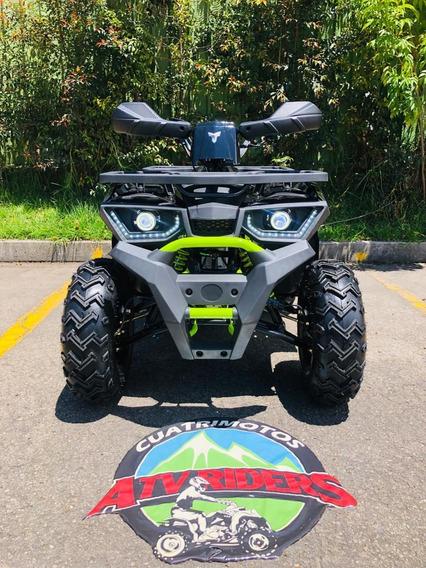 Cuatrimoto Gran Hunter 200cc 1.90 Largo Para 2 Adultos 2020