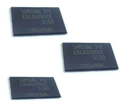 Memória Nand Samsung Gravada Un32d5500 Un40d5500 Un46d5500