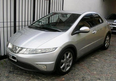 Honda Civic Type 1.8 I-vtec 150hp Mt6 2007