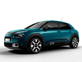 Citroen C4 Cactus | 1.6 Bluehdi 100 Bvm Feel 2019 Azul Ultra
