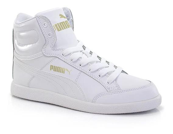 Tênis Puma Ikaz Mid Classic - Way Tenis