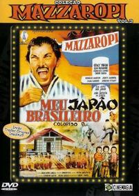 Mazzaropi Coleção Meu Japão Brasileiro - Filme Comédia