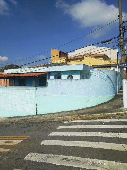 Casa Em Parque Novo Oratório, Santo André/sp De 172m² 3 Quartos À Venda Por R$ 380.000,00 - Ca229089