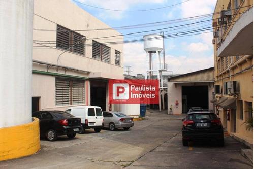 Galpão À Venda, 6203 M² Por R$ 35.000.000 - Vila Leopoldina - São Paulo/sp - Ga0482