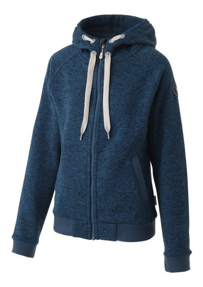 Campera Surfanic Inez Con Capucha Hoodies Fleece Para Dama