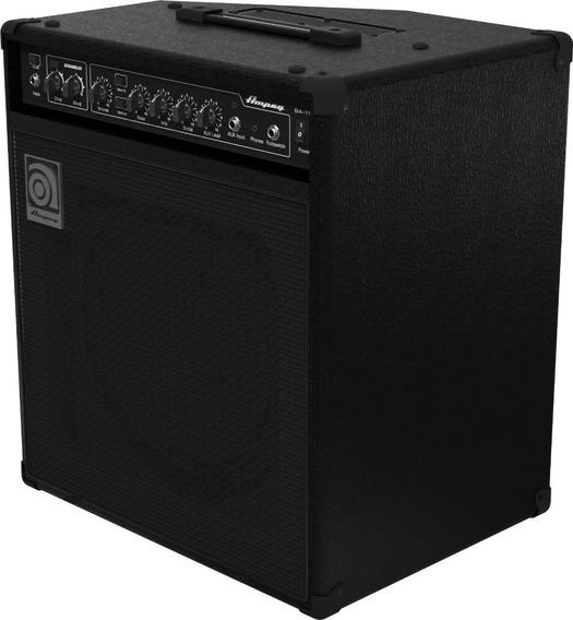 Ampeg Amplificador Bajo Bassamp Ba-112 Combo 75w 1x12