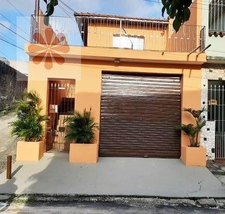 Imagem 1 de 14 de Casa Térrea Em Vila Paulistania  -  São Paulo - 5505