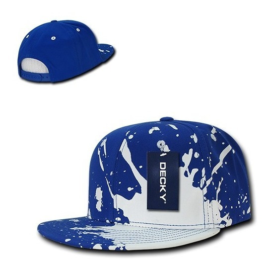 Gorra Snapback Splash 1125 Hip Hop Rap Dj New Era Fubu