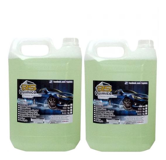 2un Removedor De Chuva Ácida 5l Rs Química