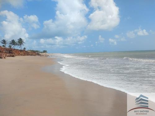 Terreno A Venda Praia De Caraúbas 50m Do Mar