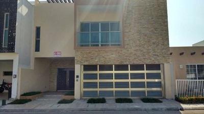 Casa Nueva Lista Para Estrenar, Fracc. Lomas Del Mar, Alvarado, Ver.