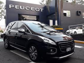 Peugeot 3008 Féline At Color Negro 2016