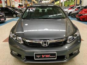 Honda Civic Exs Automatico Teto Solar