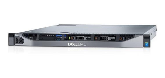 Dell Poweredge R630 Emc 2 Xeon E5-2620v4 64gb