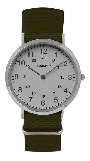 Relógio Touch Masculino Prata Tw2025ch/3k