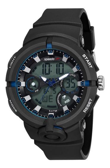 Relógio Speedo Masculino 81158goevnp3 Ana Digi