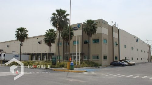 Renta De Bodega En Agua Fría, Apodaca, Nuevo León, Monterrey, México.