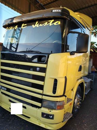 Imagem 1 de 6 de Caminhao Scania Scania 124 360