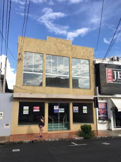 Salão Em Centro, Mogi Guaçu/sp De 180m² Para Locação R$ 3.800,00/mes - Sl425861
