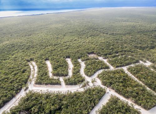 Imagen 1 de 6 de Terreno En Venta A Tulum