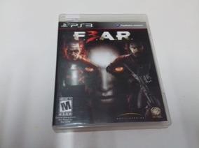 Jogo Fear 3 Ps3 Midia Fisica Semi Novo Original