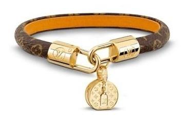 Brazalete Louis Vuitton Tribute Con Envio Gratis