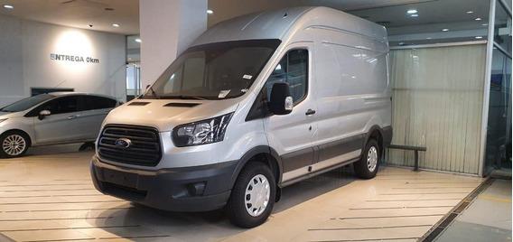 Ford Transit 2.2 Furgon Mediano 350m 0km 2020 Stock Físico