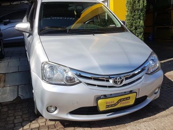 Toyota Etios Sedan Xls 1.5 16v Flex, Fxl4074