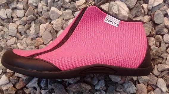 Zapatillas De Diseño Botitas Te Para Tres