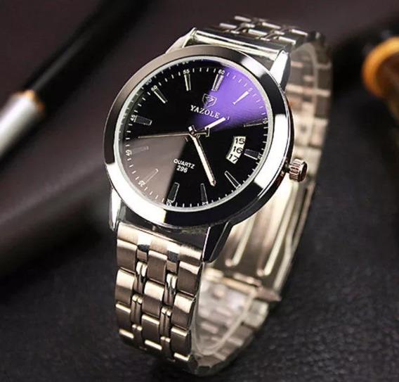 Relógio Yazole Masculino Quartzo Promoção
