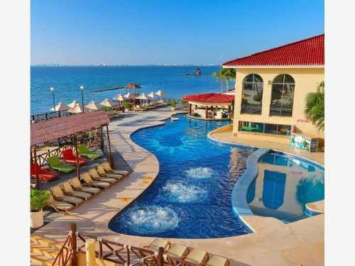 Edificio En Venta En Hotel All Ritmo Zona Hotelera Cancun