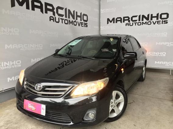 Toyota Corolla Gli 1.8 Automático Flex Financiamos-trocamos