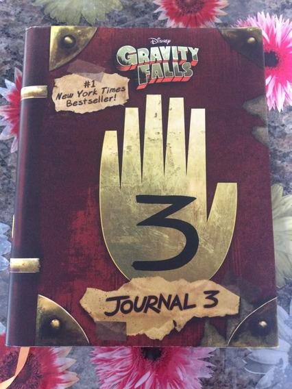 Livro - Gravity Falls Diário Perdido 3 + Moeda Pokemon