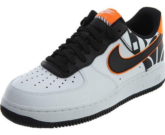 Tenis Nike Air Force 1 07 Lv8 Orange