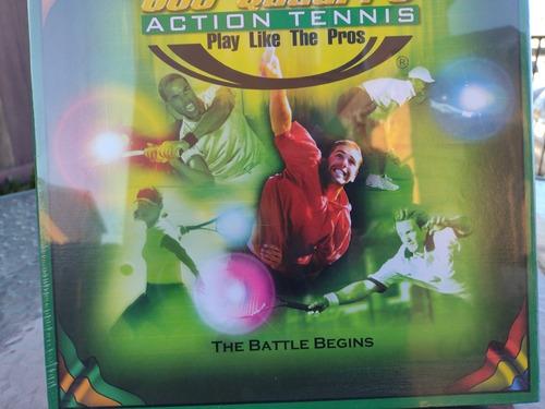 Juego De Mesa En Inglés Juega Tenis Como Campeón Joe Quadris