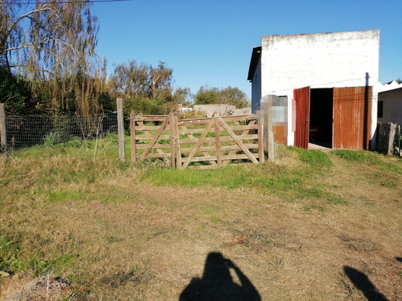 Terreno Y Local De 48 M2, Estación Atlántida, Muy Linda Zona