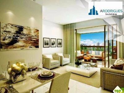 Excelentes Apartamentos Para Venda, Top Imbuí Imbuí, Salvador - Ap00274