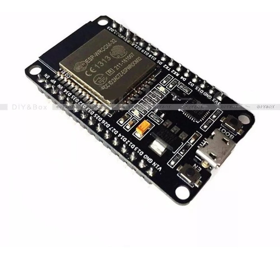 Esp32 Esp-32 Rev1 Revisão 1 Lolin Lol1n Wifi Bluetooth