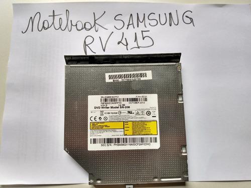 Gravador De Dvd/cd Para Notebook Samsung Rv415