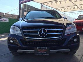 Mercedes-benz Clase M 3.5 Ml 350 Lujo Mt 2009
