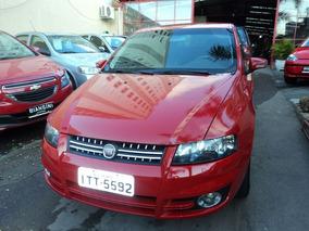 Fiat Stilo 1.8 Sp 8v 2011 Vermelha Flex