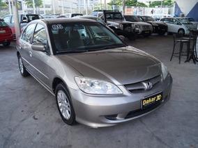 Civic Lxl Automático 1.7 130cv 4p 2006