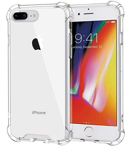 iPhone 7 / 8 Protector Case Cristal Cover Carcasa Tipo Armor