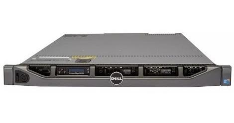 Servidor Dell R610 2 Quad 2 Fontes, Trilhos,benzel,32gb Ram
