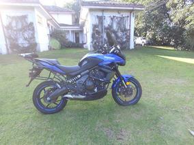 Kawasaki Versys 650cc Equipada