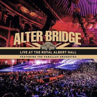 Alter Bridge Live At The Royal Albert Hall Blu-ray+dvd+2 Cd