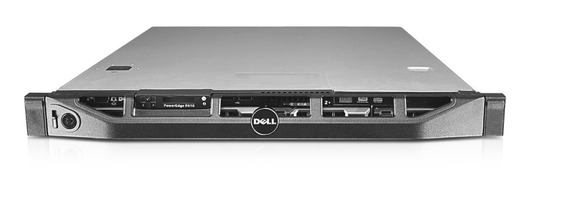 Servidor Dell Poweredge R420 Dual Quadcore 32gb Ram 2x 300gb