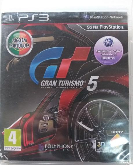 Jogo Ps3 Gran Turismo 5 Pt Portugal