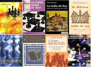 India Del Rey. Colección Ajedrez